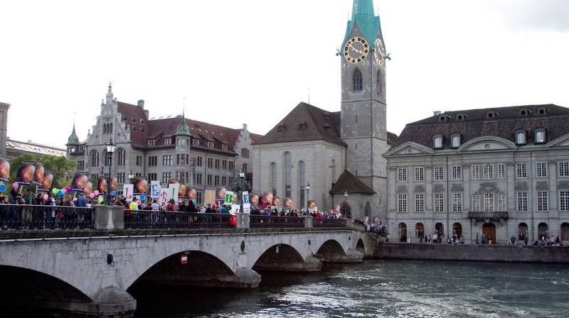 2012 Zürich
