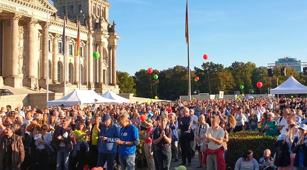 Erfolgreiche Märsche für das Leben in Berlin und Bratislava